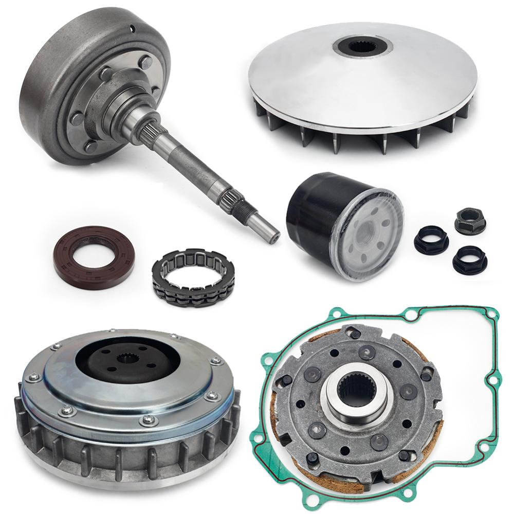 NEW PRIMARY CLUTCH SHEAVE ASSEMBLY FOR YAMAHA GRIZZLY 550 4X4 2009-2012  YM-13-5
