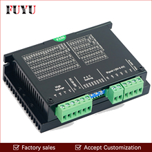 Nema23 controlador de motor paso a paso para FLS40 FUYU, guía de movimiento lineal