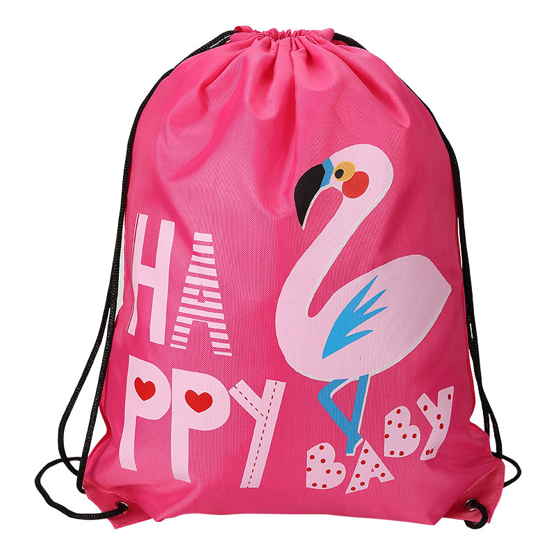 Portable Sports Backpack Swimming Bag Waterproof Double Shoulder Drawstring Wet And Dry Travel Bag For Women Children