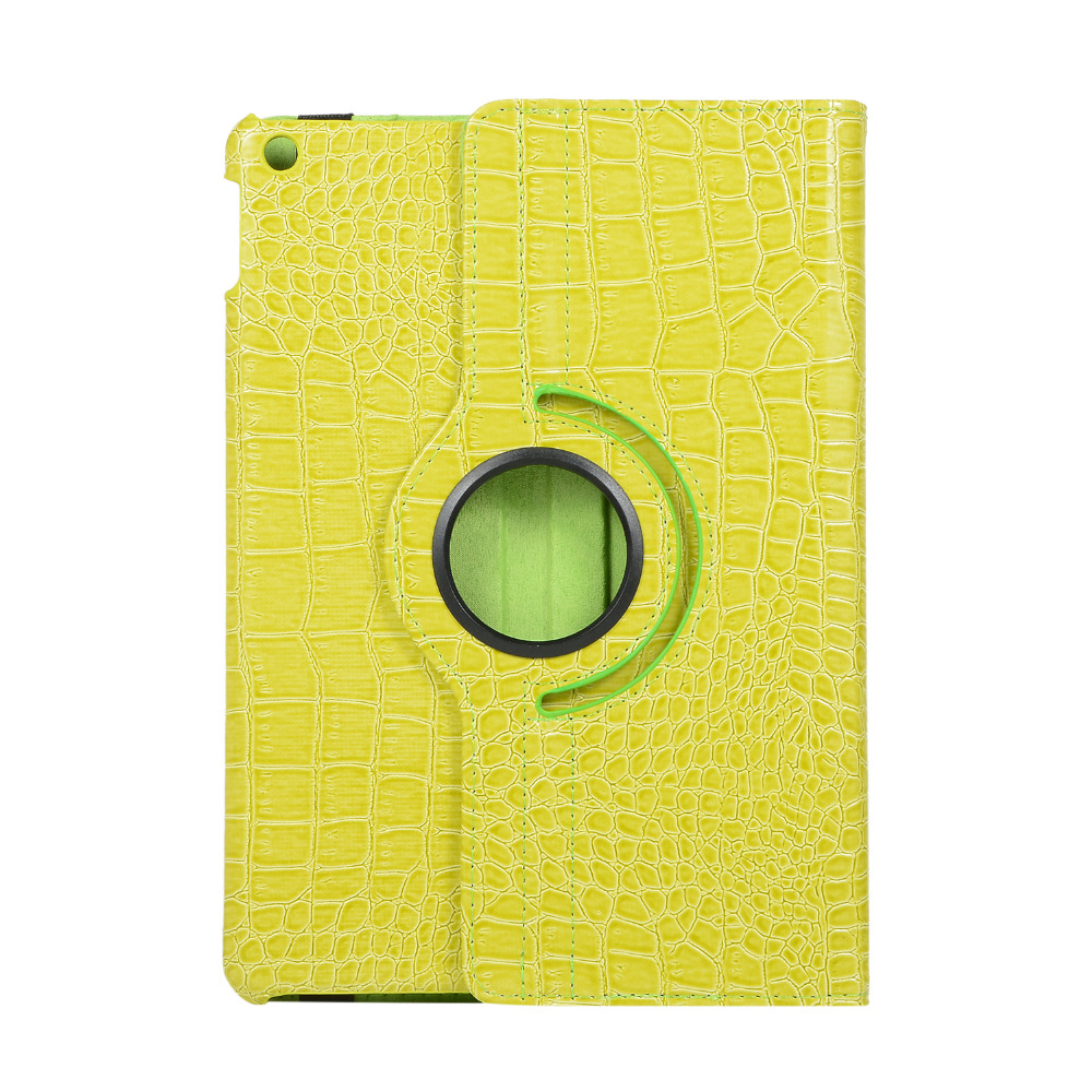 for A2197 7th-Generation Wake Wake 360-Degree Apple Cover Rotating-Case Film--Pen iPad