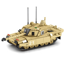 904 pçs militar challenger 2 principal batalha tanque blocos de construção palavra tanques famosos tijolos conjunto modelo brinquedos para crianças presentes