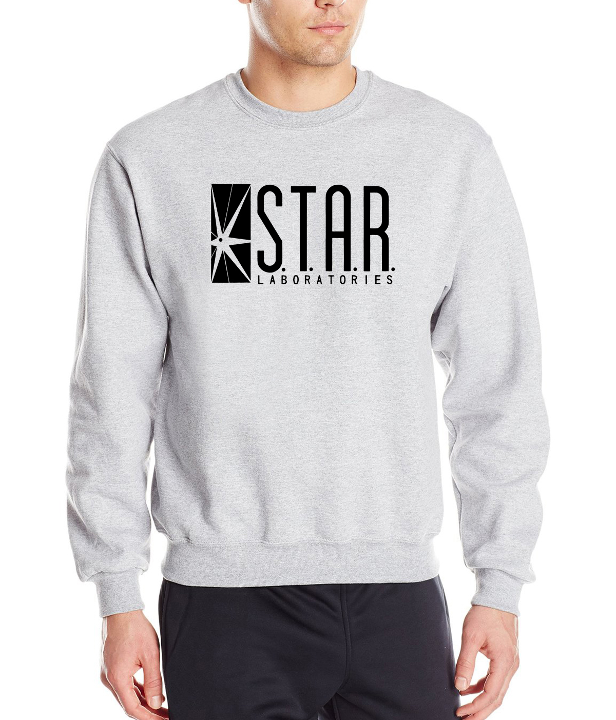 Superman Series STAR 2020 Hot Sale Spring Winter Fashion S.T.A.R.labs Men Hoodies Sweatshirt Harajuku Tracksuit Cool Streetwear
