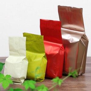 100Pcs/Lot Tea Bags Aluminum F
