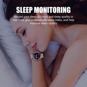 Image 3 - SENBONONew ساعة ذكية تعمل باللمس للرجال ، ساعة ذكية رياضية S21 مع التحكم في الصور ، معلومات الطقس لنظامي Android