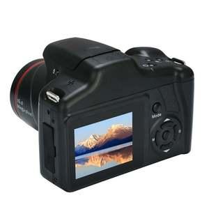 SLR Camera Slr-Film Pixel Digital High-Resolution 1080P Home HD 2-Million 16x-Zoom