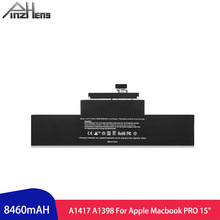PINZHENG Batteria Del Computer Portatile Per Apple Macbook Pro 15