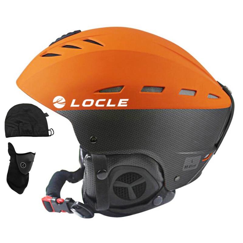 LOCLE лыжный шлем профессиональный шлем для сноуборда для мужчин женщин детей катание на коньках скейтборде лыжный шлем
