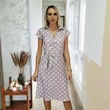 Женская обувь в винтажном стиле; С узором горошек с принтом