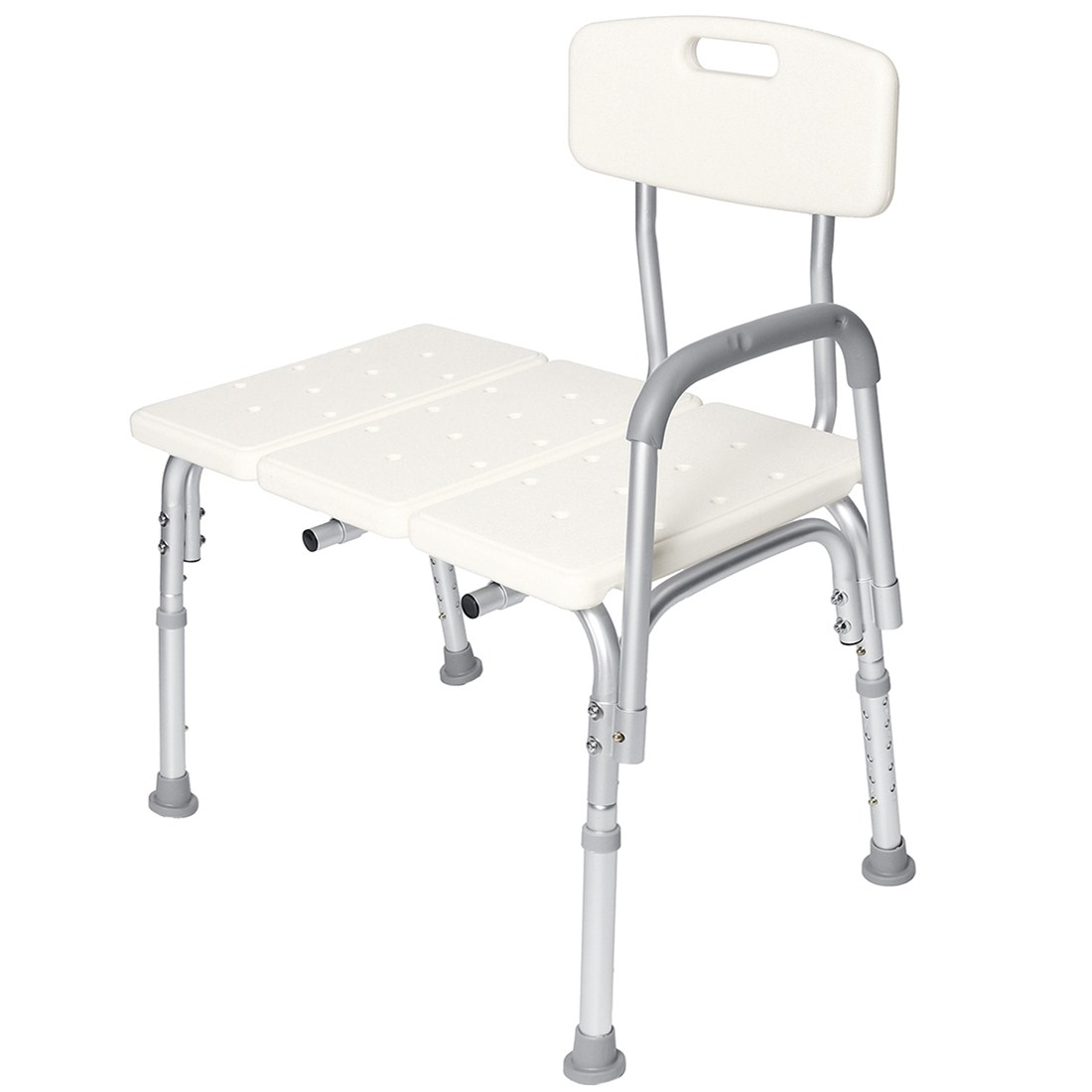 Household Shower Chair Transfer Bench Height Adjustable Bath Tub