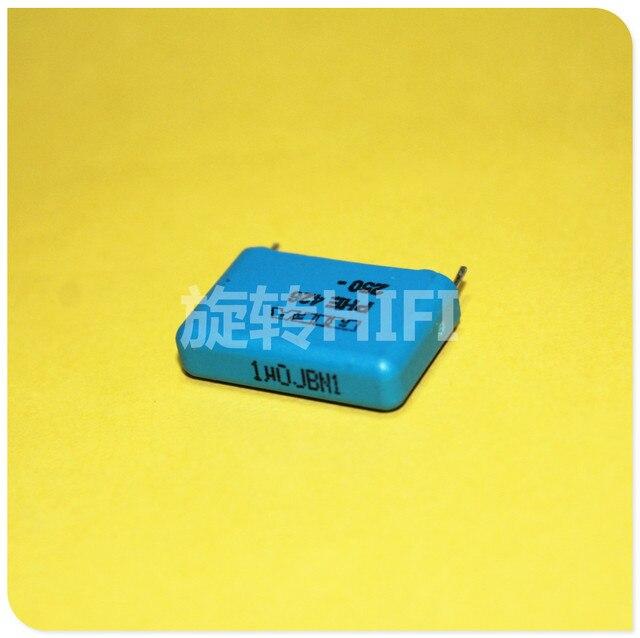 10 個新 RIFA PHE426 1UF 250V PCM22.5 105 kemet ブランド名 EVOX 1.0u PHE426series 1.0 UF/250 V 105/250v 1000nf