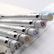 Staedtler – crayon mécanique de dessin en métal, 925, 25, 0.3, 0.5, 0.7, 0.9, 2.0mm, fournitures scolaires et de bureau
