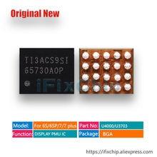 Écran LCD IC pour iphone 5s 5C 6 /6P 6S/6SP 7 /7P 8 /8P X/XS/MAX, 50 pièces/lot, 65730AOP U1501 U4000 U3703
