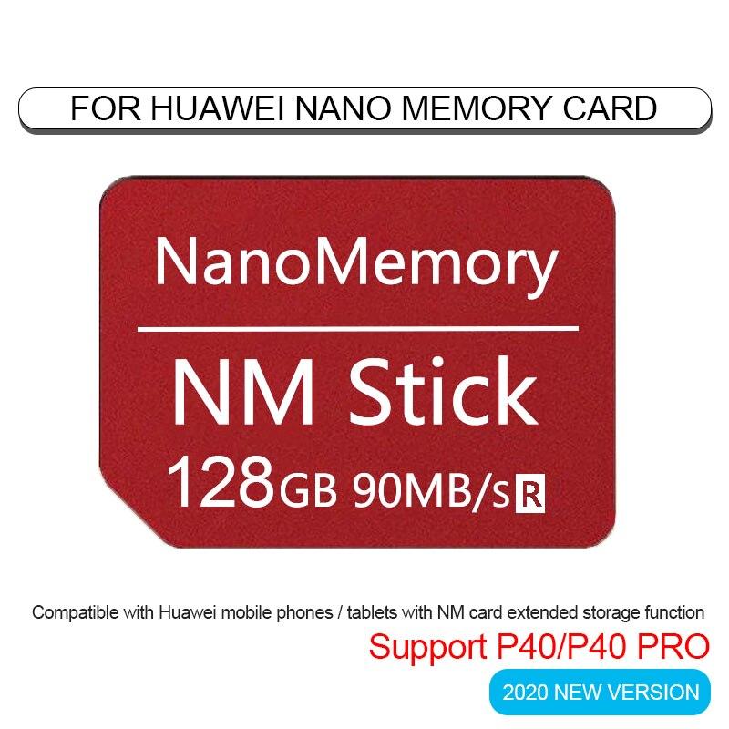 Карта памяти UTHAI C59 NM 64 Гб 128 ГБ Nano для Huawei Mate20 Mate30 X Pro P30 P40 Pro Series Nova5 6 MatePad 2020 чтение 90 Мб/с