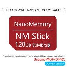 Утхай C59 нм карты 128 ГБ Nano карта памяти для Huawei Mate20 Mate30 X Pro P30 P40 Pro серии Nova5 6 MatePad 2020 читать 90 МБ/с.