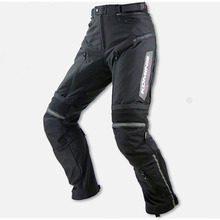 KOMINE Japanese Original Men Motocross Pants Anti-fall Kneepad Motorcycle Trousers Racing Off-Road Professional Protective