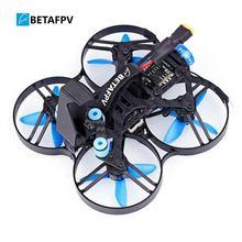 BETAFPV Beta85X Flip-chip Version Whoop FPV Racing Drone BNF/PNP w/ M02 25-350mW 5.8Ghz VTX F4 AIO 12A V2 Flight Controller