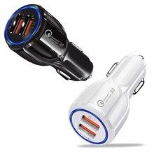Боулинг 6А быстрая зарядка автомобильное зарядное устройство