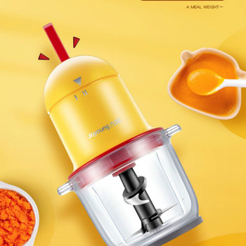 Portable Multi Electric Blenders Thickened Glass Bowl Baby Food Feeding Machine Mixer Mini Grinder Meat Cutter Juicer