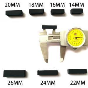 5PCS/Set Silicone Watchbands H