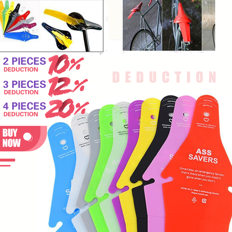 Mudguard Mountain Bike Fender Accessories Lightweight Rear Mudguard Bicycle for Cycling