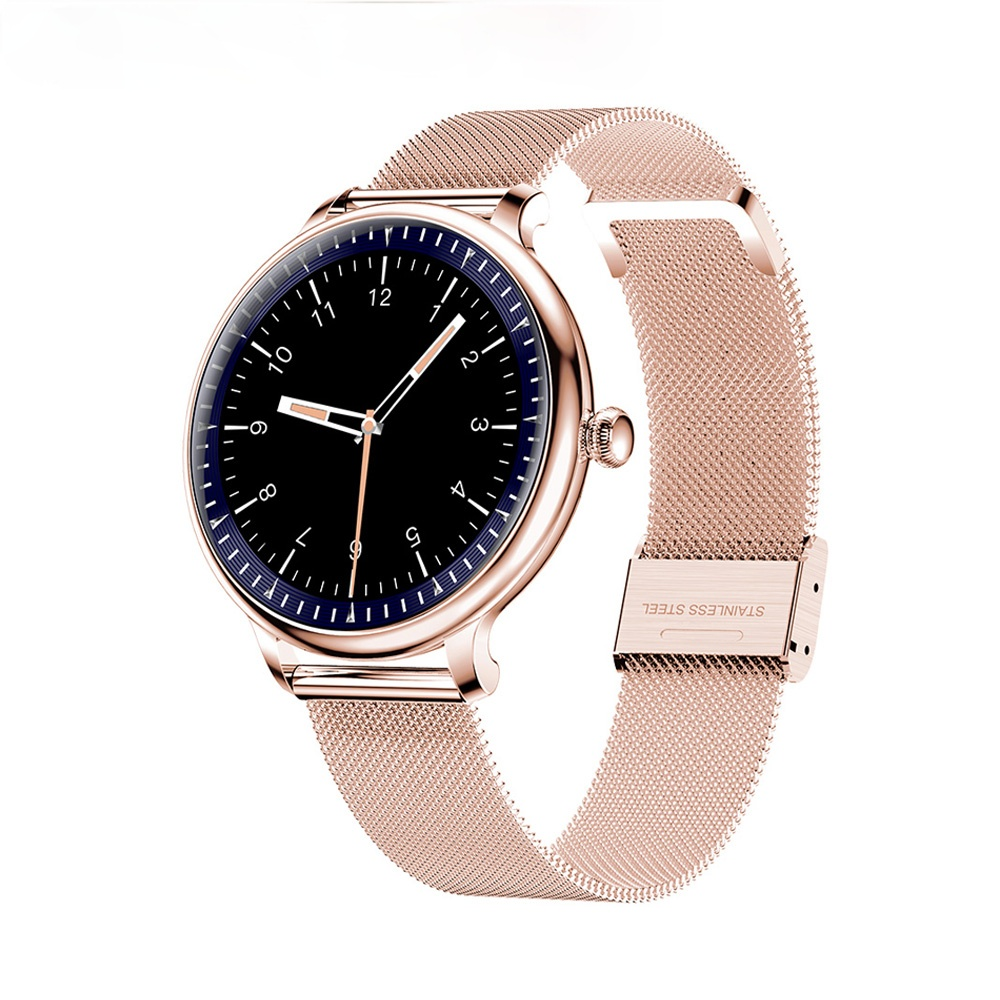 Permalink to NY13 Stylish Women Smart Watch Round Screen Customized Wallpaper Smartwatch For Girl Compatible For Android And IOS