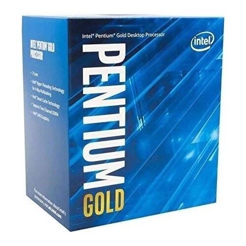 Intel Pentium Gold G6400 4.0GHz 1200 Pin 4MB Cache Cpu 1