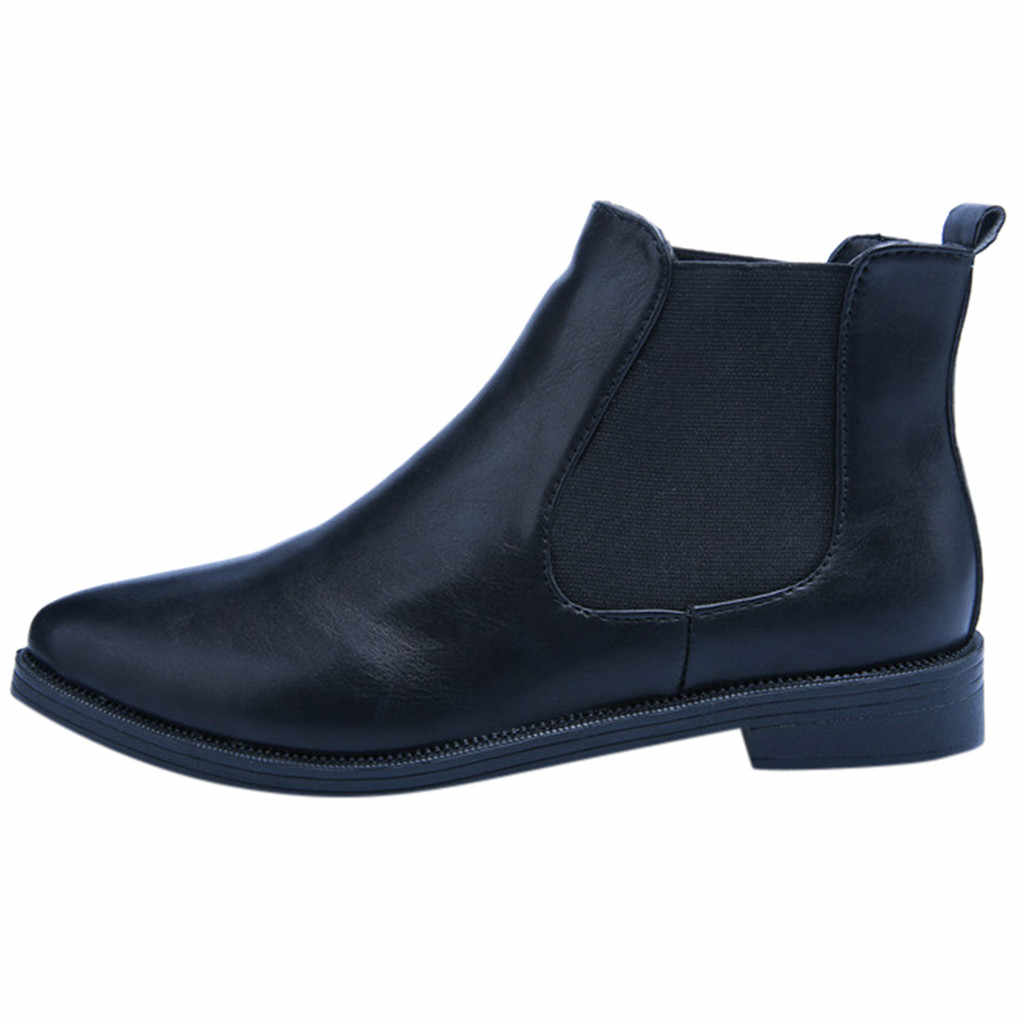Breathable Vulcanized รองเท้าผู้หญิง Bashion Elegant ง่ายสบายรองเท้าแบนชี้รองเท้าผู้หญิงรองเท้า botas mujer