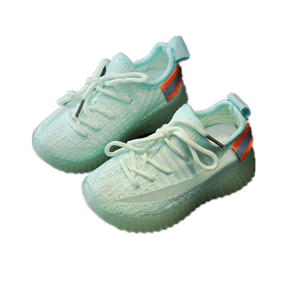 Kids Casual Shoes Spring Autumn Net Breathable Sneaker Anti-Slip Running Children Shoes Student Classic Boys Girls Shoes