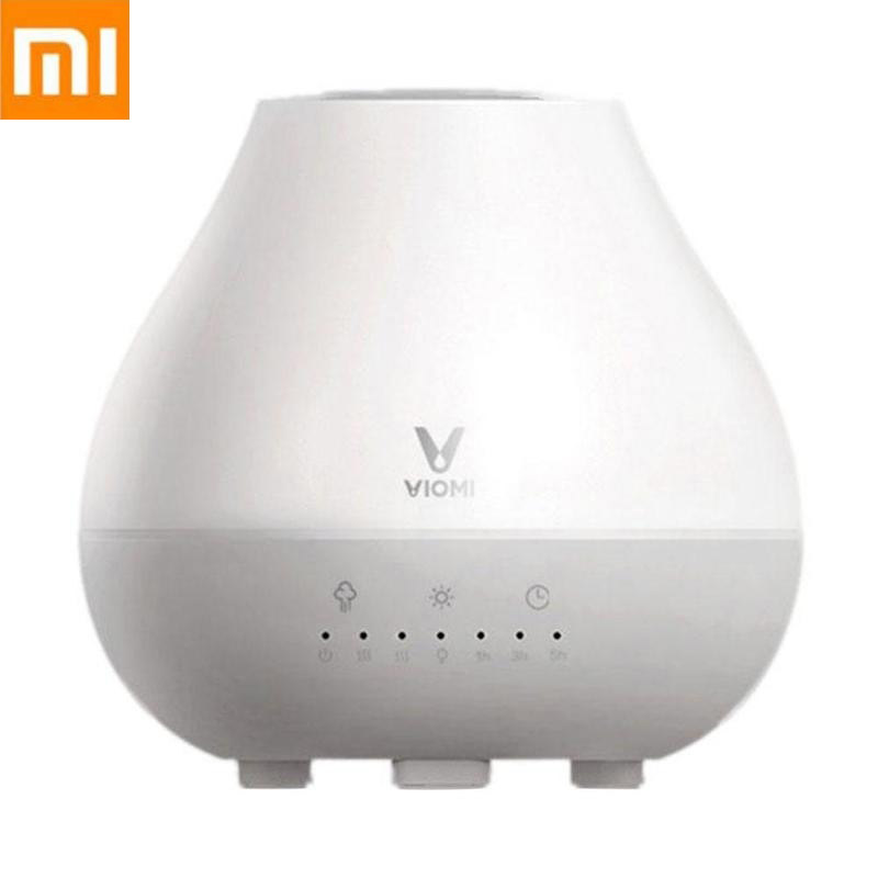 Xiaomi Viomi 200ml Air Humidifier Mijia Ultrasonic Humidifier Essential Oil Diffuser Sprayer Air Purifier For Home Office