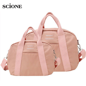 Image 1 - sack Gym Bags for Fitness Women Travel Bag Sports Handbags Shoulder Training Sac De Sport Small Gymtas Yoga Tas 2019 Sack XA41WA