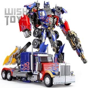 Image 5 - WJ Robot transformable MPM04 MPM 04, manzana negra, W8606, Comandante OP, Dios por la guerra, de gran tamaño, modelo de figura de acción