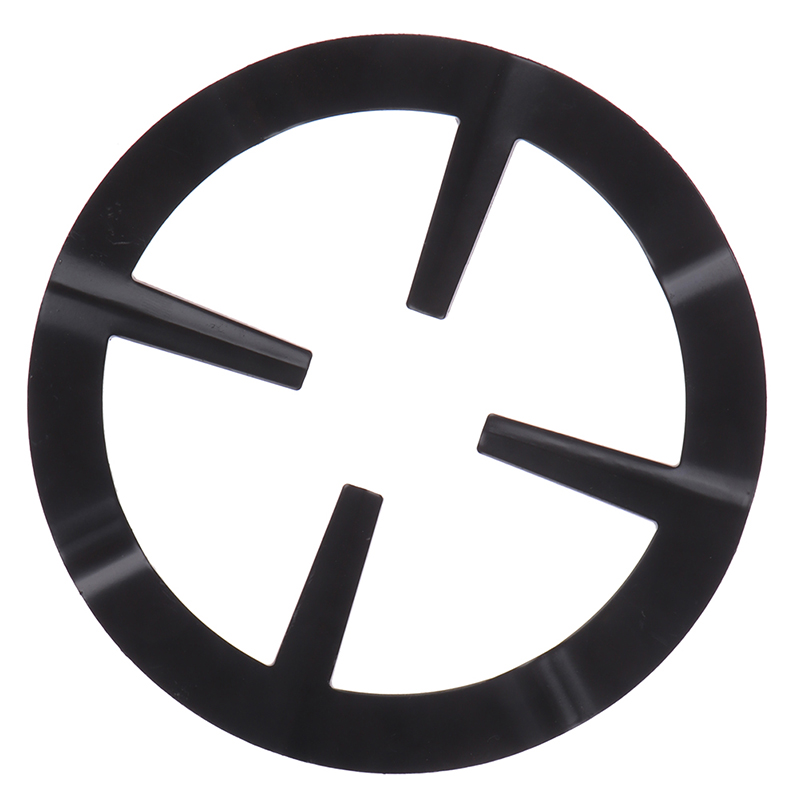 Iron Gas Stove Cooker Plate Coffee Moka Pot Stand Reducer Ring Holder