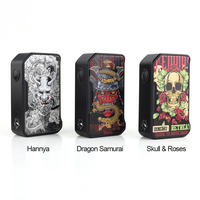 DOVPO M VV II Box MOD with Dual 18650 Batteries