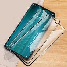 2pcs protective glass redmi note 8 pro case for