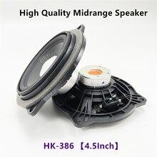 Deur Panel Midrange Speaker Voor Bmw E81 E82 E87 E88 E90 E91 E92 E93 F10 F11 M5 F90 X1 E84 3 5 X1 Serie 4.5 Inch Loundspeakers