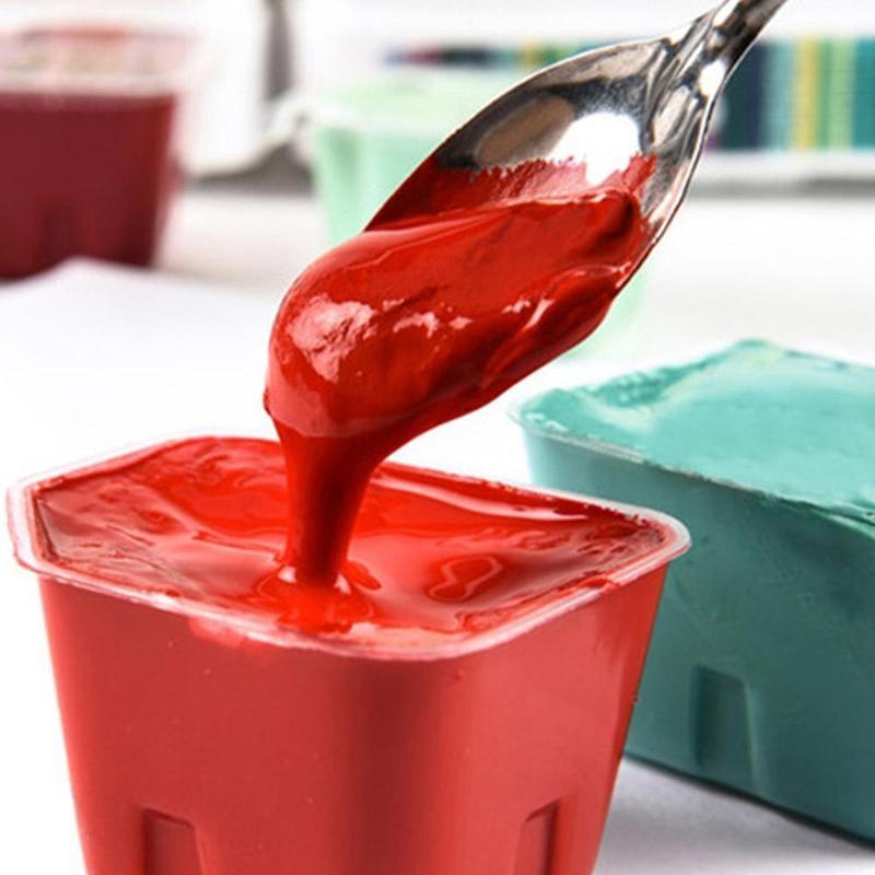 novos estudantes de pintura de paleta para artistas y8g5