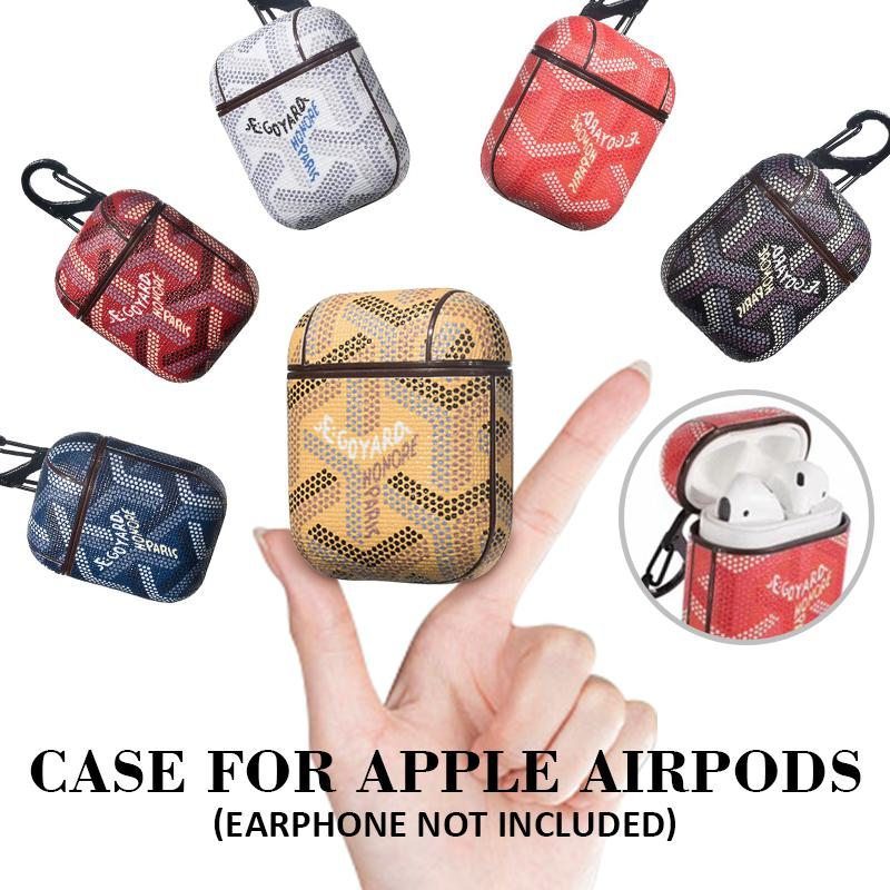 Earphone-Case Airpods-Protective-Cover-Bags Air-Pods Apple Charging-Box Wireless Bluetooth