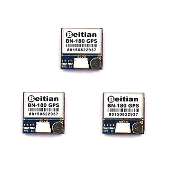 Beitian Dual GLONASS+GPS BN-180 BN180 Micro Double Smallest Mini GPS Antenna Module UART TTL For CC3D F3 RC FPV Racing Drone