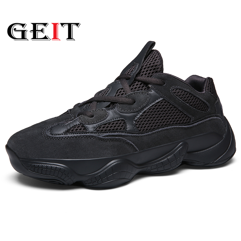 Men Sneakers Breathable Running Shoes No-slip Comfortable Casual Shoes Male Air Mesh Tennis Shoes Zapatos De Hombre Plus Size 48