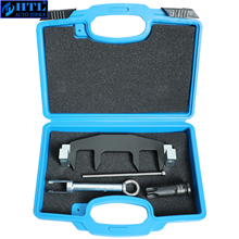 Timing Chain Installation Kit Engine Timing Tool Suitable for Benz C180  C200 E260 M271 with T100 spline Socket