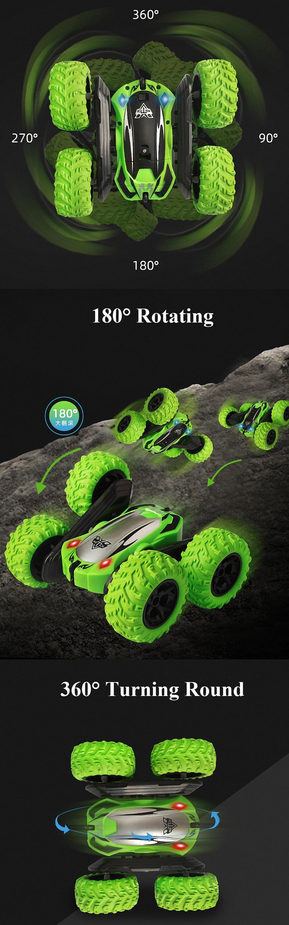 rock crawler brinquedos de controle remoto controle