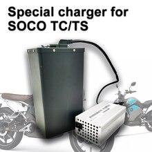 Super SOCO – chargeur rapide TS TC CU 48V 10a 60V 15a, haute puissance, accessoires de Modification