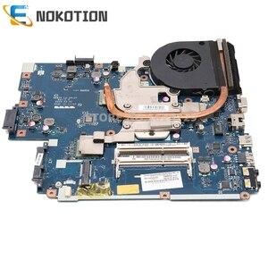 Image 2 - NOKOTION MBPTQ02001 MBNA102001 LA 5912P Für Acer aspire 5551 5552 5551G 5552G PC Motherboard kompatibel Mit LA 5911P freies cpu