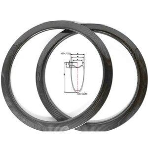 700c диск для дорожного колеса carbone rim 460g дорожные ободки дисков 55x28 мм клинчер бескамерная лента обод колесная лента бескамерная дорожная вел...
