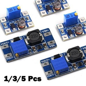 DC to DC Adjustable Step Down Power Supply Module Converter SX1308 Height Efficiency DC Step Down Voltage Regulator