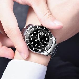 Image 4 - 2019 Top Brand Luxe Heren Horloge 30M Waterdicht Datum Klok Mannelijke Sport Horloges Mannen Quartz Casual Polshorloge relogio Masculino