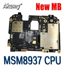 Akemy zc520kl mb. _ 2g/msm8917 (1.4g) 16gb/32gb ssd mainboard para asus zc520kl zc520k zc520 placa lógica placa-mãe