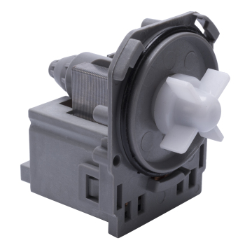 general electronic washing machine drain pump motor 220V 30W 0.2A washing machine repair body parts for laundry appliance parts 1