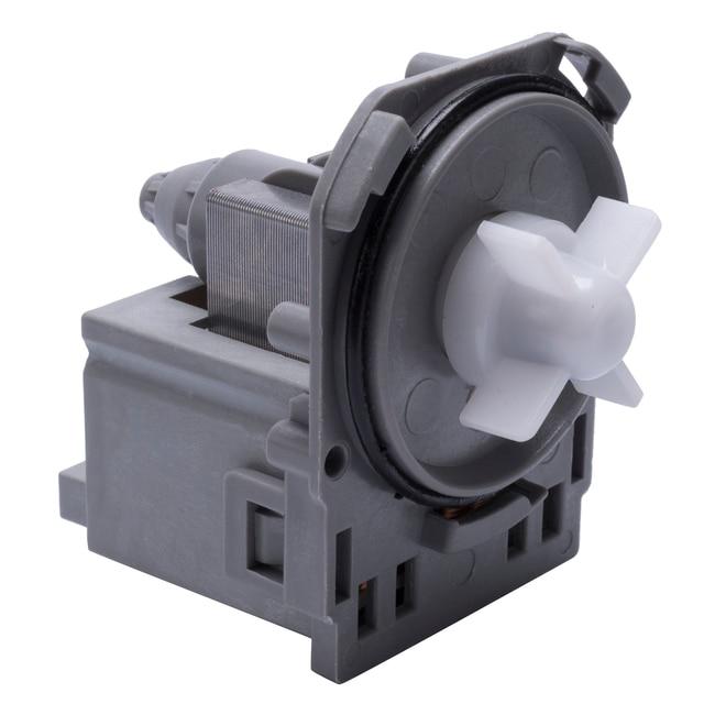 Moteur électronique général de pompe de vidange de machine à laver 220V 30W 0.2A pièces de corps de réparation de machine à laver pour des pièces dappareil de blanchisserie