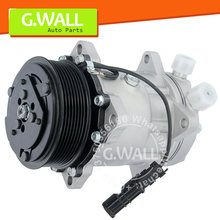 Автомобильный Компрессор кондиционера 24В 8pk 119 мм для man